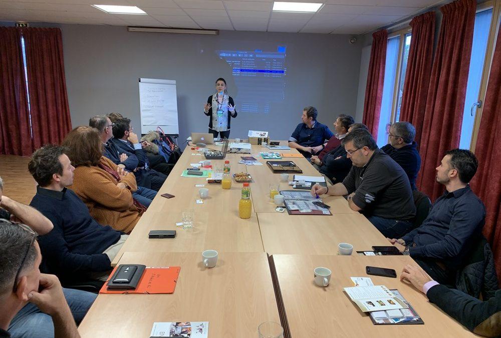 Fortineau Entreprise s'implique dans le BNI Grand Lieu Business