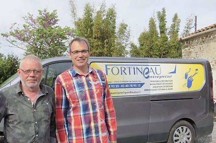 L'histoire de Fortineau, entreprise de peinture